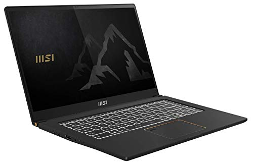MSI Summit E15 A11SCST-056 39,62 cm (15,6 Zoll) Business Notebook (Intel Core i7-1185G7, Nvidia GeForce GTX 1650 Ti 4GB GDDR6 VRAM; 16GB DDR4-3200; Windows Pro)