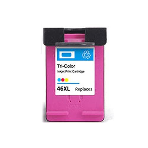 AXAX Cartucho de tóner compatible para HP46XL para impresoras HP Deskjet Ultra. Ventaja 2020HC 2025HC 2520HC 2025 2529 4729.