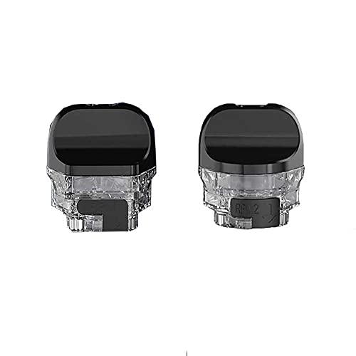 S-MOK IPX 80 Vacío RPM2 Pod Cartucho 5.5ml para IPX 80 Kit RPM Pod Atomizador de cigarrillo electrónico Vape, sin nicotina, sin líquido