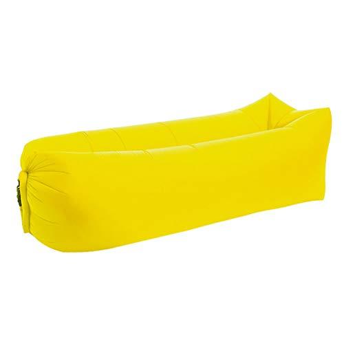 Ez Bed Letto Gonfiabile.Inflatable Chair Yellow Il Miglior Prezzo Di Amazon In Savemoney Es
