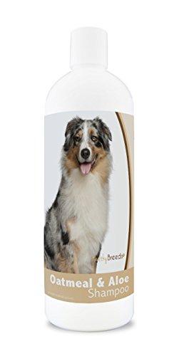 Healthy Breeds Australian Shepherd Oatmeal Shampoo with Aloe 16 oz
