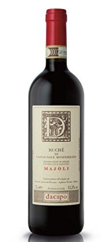"""Dacapo - Ruchè Di Castagnole Monferrato """"Majoli"""" Docg - 3 Bottiglie da 0,75 lt."""
