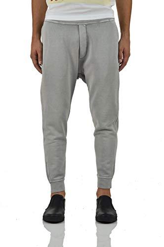 Dsquared2 Tracksuit Pants Light Grey Herren - Größe: L - Farbe: Grau - Neu