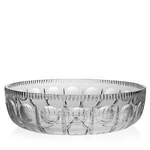 William Yeoward Harlequine 14 Bowl Crystal