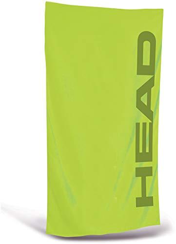 HEAD Sport Mikrofaser-Handtuch Unisex, Unisex – Erwachsene, lindgrün