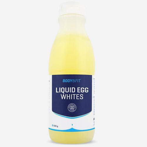 Body & Fit Liquid Egg Whites, 500g Flasche