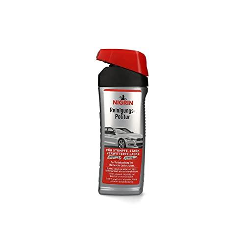 NIGRIN 72950 Reinigungs-Politur 500 ml
