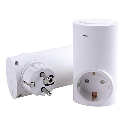 Safe2Home® Funk Steckose/Smart Steckdose für Serie SP210 - z.B. Licht bei Alarm
