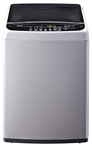 LG 6.5 kg Inverter Fully-Automatic Top Loading Washing Machine -(T7581NDDLG.ASFPEIL , Middle Free...