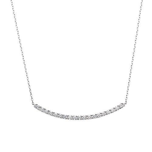 [ヴァンドーム青山] ダイヤモンド 0.38ct プラチナ Pt950 ネックレス APVN182645DI