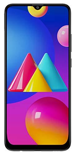 Samsung Galaxy M02s (Black,4GB RAM, 64GB Storage) | 5000 mAh...