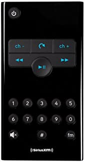 Sirius XM LYNX Original Remote control:: GENUINE SiriusXM SXi1 Brand New OEM