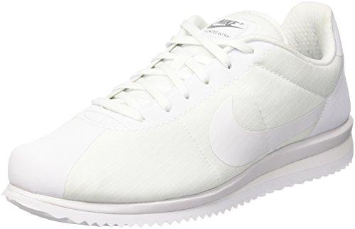 Nike Cortez Ultra, Zapatillas Hombre, Blanco (White/White/Cool Grey), 44 EU