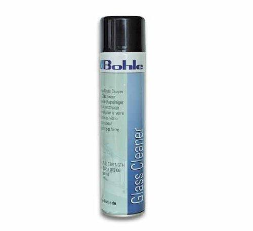 Bohle Glasreiniger 12 x 624g Spray Dosen