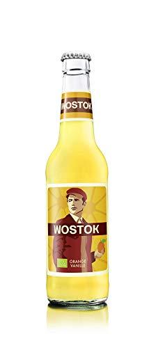 24*Wostok Orange-Vanille BIO 33cl