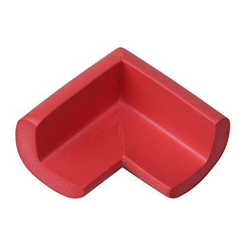 N/A Mousse Mobilier Tables Bureau Bord Couvercle Pad Protecteur Coin Coussins Pare-Chocs Garde Rouge