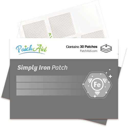 Simply Iron Patch by PatchAid