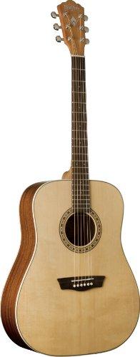 Washburn WD7SN guitarra acústica - brillante Natural