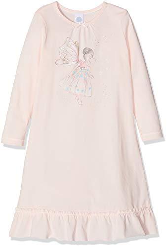 Sanetta Mädchen Sleepshirt Nachthemd, Rosa (Rosewood 3990), 92 (Herstellergröße: 092)