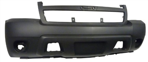 FRONT BUMPER COVER - CHEVY AVALANCHE 2007-2011 WITHOUT OFF ROAD PACKAGE BRAND