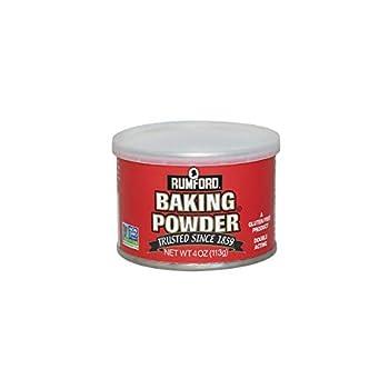Rumford Baking Powder 4 Ounce