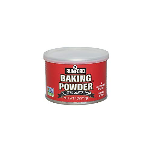 Rumford Baking Powder, 4 Ounce