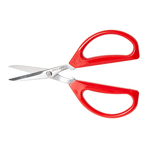 Joyce Chen Red Original Unlimited Kitchen Scissors Handles, Pack-1