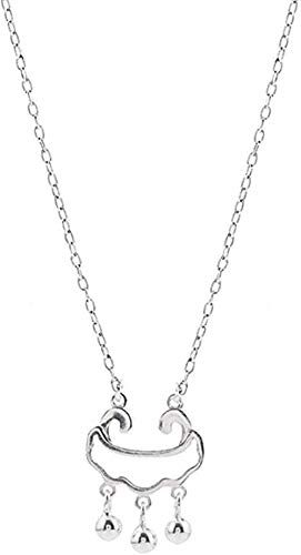 banbeitaotao Collar Bohemio Largo Borla Cuentas Gargantilla Collares para Mujer joyería de Boda Regalo Collar Bohemio