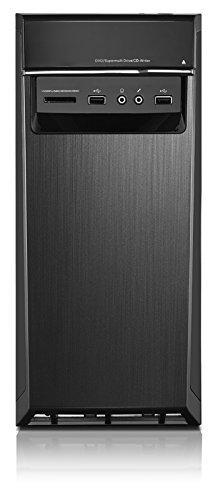 Lenovo IdeaCentre H50-50 3.2GHz i5-4460 Mini Tower Schwarz PC - PCs/Workstations (3,2 GHz, Intel® Core™ i5 der vierten Generation, 4 GB, 1000 GB, DVD±RW, Windows 8.1)