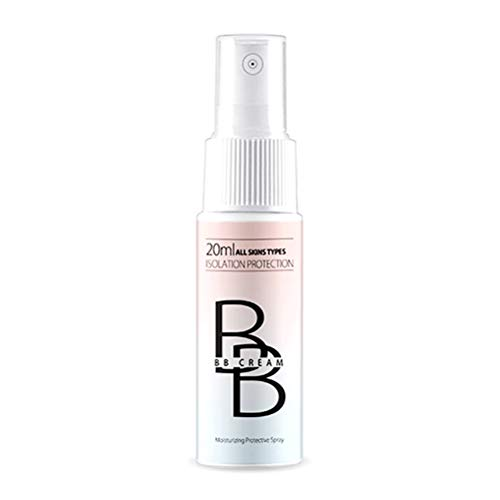 Spray BB Creme Concealer Brighten Whitening Moisturizing Base Face Foundation Gesichts Make-up, Ölkontrolle/Langlebig/Vollständige Abdeckung/BB Cream 20ml