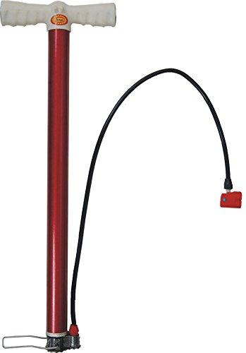 Surya Bicycle Air Pump (Red)