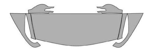 InvisibleMask : Clear Bra Paint Protection Film Kit for a FERRARI 599 GTB FIORANO TRX. Coverage includes a Hood Fender Mirror Kit : Part# 2011-FERRARI-599-9739 (Ventureshield Film)