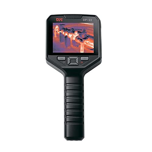Cámara de imágenes térmicas de píxeles - DP-22 Cámara de imágenes térmicas de mano de alta precisión de 320x240 píxeles -20 ° C ~ 330 ℃ Cámara termográfica