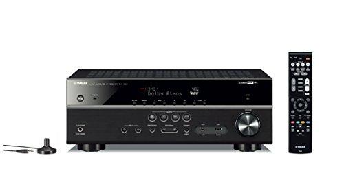 Yamaha RX-V585 7.1 ch Dolby Atmos HT rcvr w.MCast
