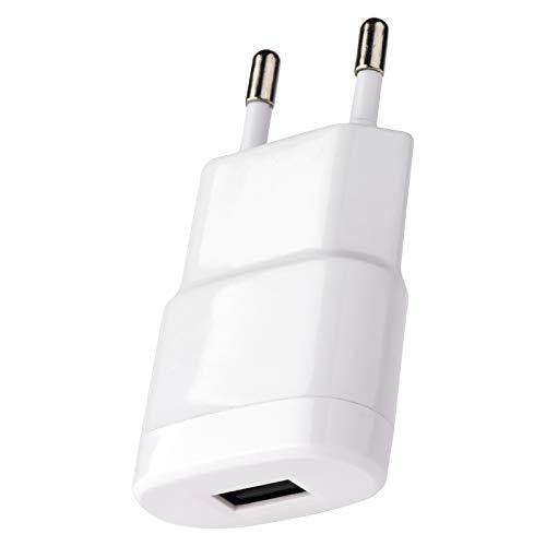 EMOS V0115 Chargeur USB Basic avec Sortie 1 A pour téléphone Portable, Smartphone