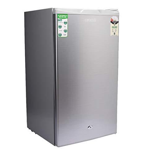 Croma 90 L 1 Star Direct Cool Single Door Refrigerator (CRAR0219, White)
