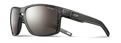 Julbo Shield Sonnenbrille Unisex Erwachsene one size Schwarz Translu/Schwarz/Gun