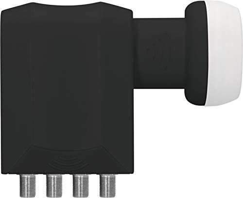 TechniSat Universal-Octo-LNB für 8 Teilnehmer (40 mm Feedaufnahme, F-Stecker, LTE störsicher)