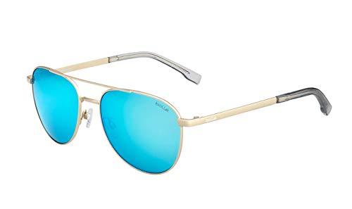 bollé Unisex– Erwachsene Evel Sonnenbrillen Medium, Sand Matte