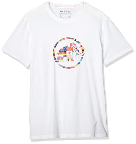 Mammut Camiseta Modelo Camiseta Nations Hombre Marca