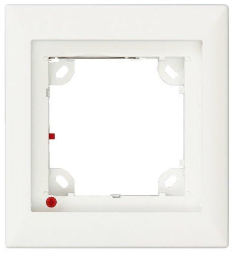 Mobotix MX-OPT-Frame-1-EXT-PW frame 1-voudig videobewakingssysteem zwart/wit