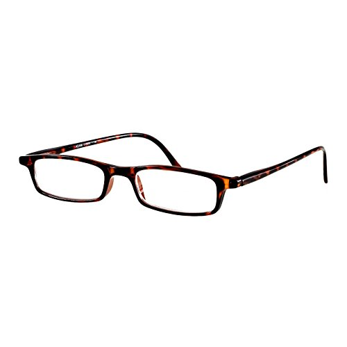 I NEED YOU Lesebrille Adam / +4.00 Dioptrien/Havanna, 1er Pack