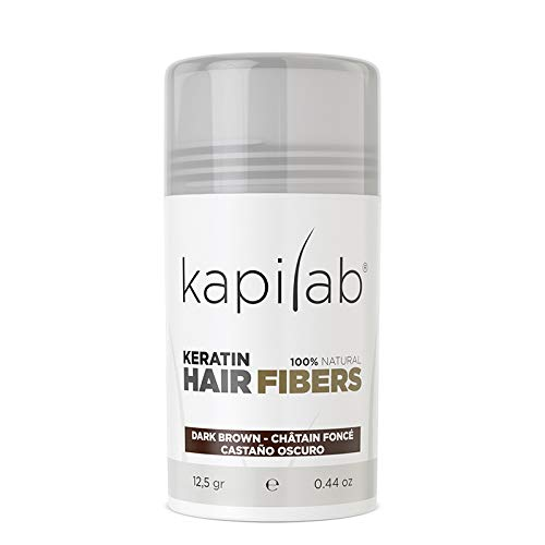 Kapilab Fibras Capilares - Disimula la falta de Cabello al I