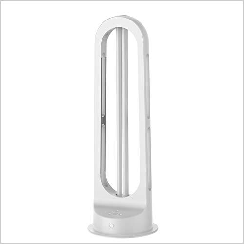 55W Ozon UV-desinfectie Lamp, Mobile Sanitizer Ontsmet Light Uvc Anti-bacteriële tarief 99% voor in de auto Household School Hotel toegelaten zone
