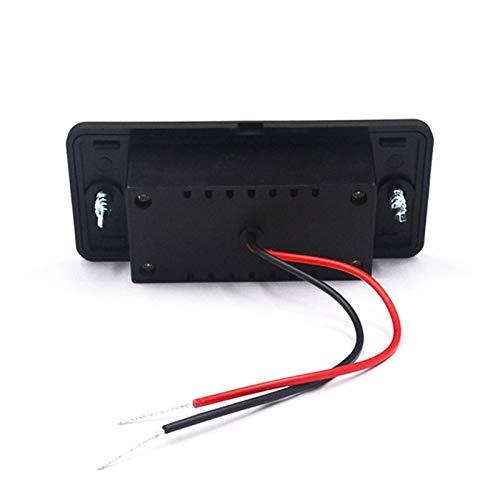 Development Cargador de automóviles DIY Cable Corto RV Bus Modificado Auto Cargador Interior Doual USB Cargador 4.8A /3.1a (Radom Color Entrega) (Color : Output Current 3.1A)