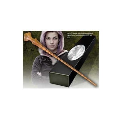 Harry Potter - The wand of Nymphadora Tonks by NOBLE COLLECTION (English Manual)