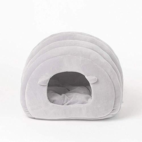 YYANG Pet Litter Cat House Cat Bed Cat Semi-Cerrado Saco De Dormir...