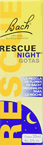 Bach Rescue Night Gotas Multivitaminas - 20 ml