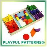 Discovery Toys Playful Patterns Design Activity (c2005)