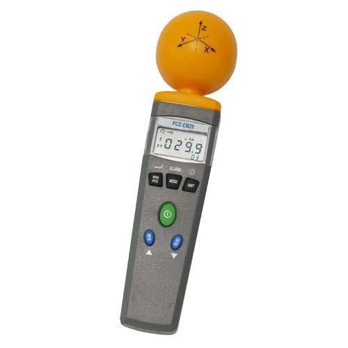 PCE Instruments Elektrosmog Messgerät PCE-EM29 (Feldstärkemessgerät),Strahlungsmesser, Strahlungsmessgerät, Strahlung